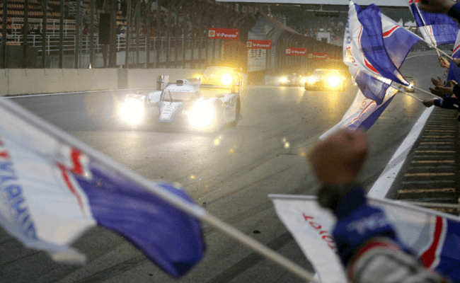 Victoria en Brasil para Toyota Racing