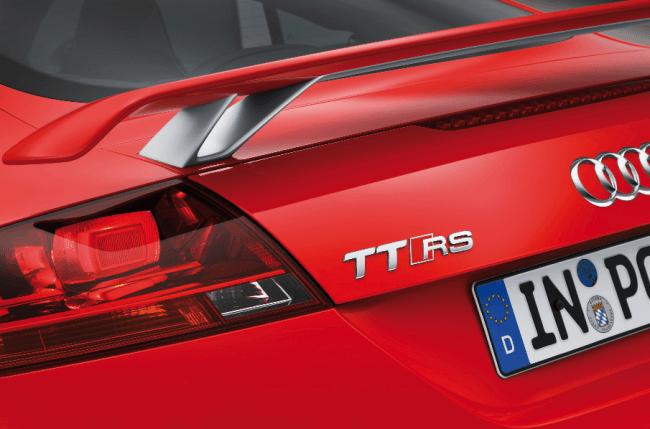 Audi TT RS Plus: Más potencia, más par y mayor velocidad punta