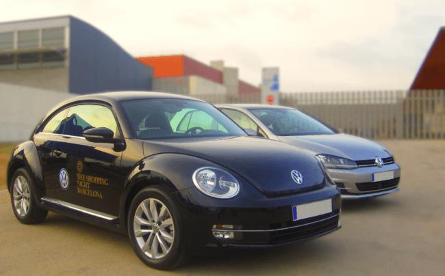 Volkswagen, esta noche con The Shopping Night Barcelona 2012