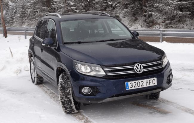 Tiguan: Máxima diversión garantizada con el pequeño SUV de Volkswagen (Parte I)