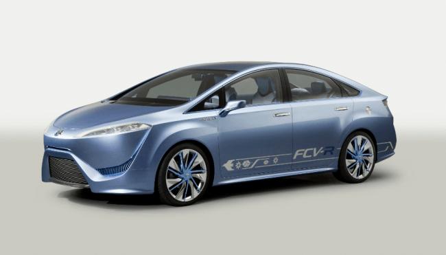 Los fabricantes internacionales de vehículos suman esfuerzos en torno al hidrógeno