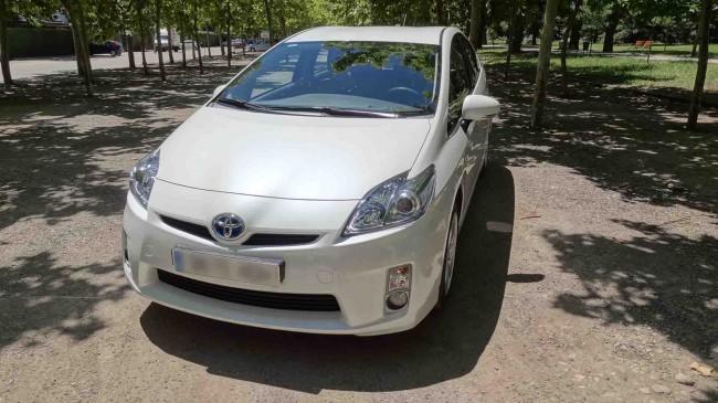 Prueba Toyota Prius (Parte I)