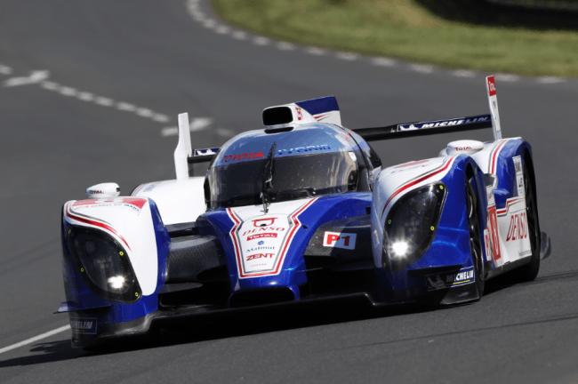 Toyota Racing preparado para el desafío de Silverstone