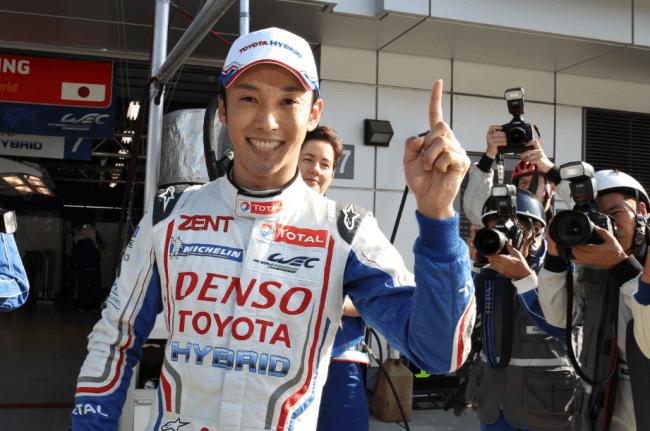 Victoria de Toyota Racing en las 6 Horas de Fuji