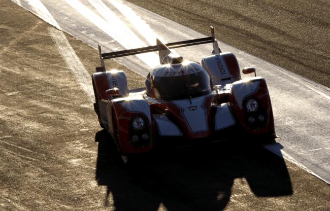 Toyota Racing desvela sus planes para Le Mans 2012