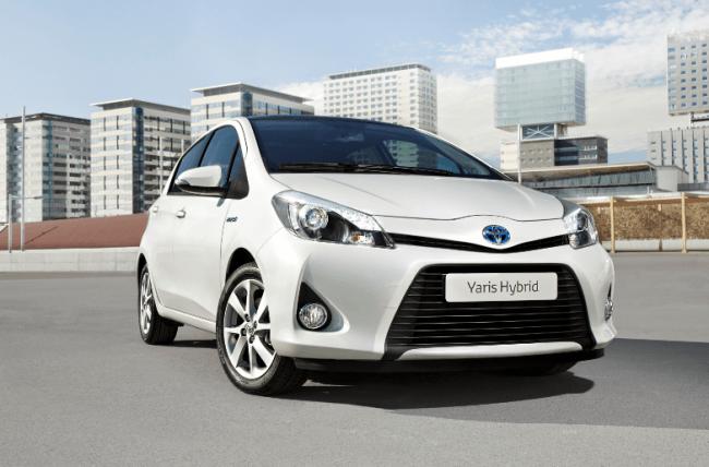 Pequeño pero híbrido: Nuevo Toyota Yaris Hybrid