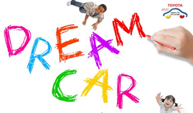 Toyota invita a los niños españoles a dibujar el coche del futuro
