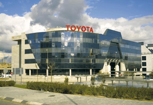 Toyota España cierra 2012 con 36.034 unidades Toyota matriculadas