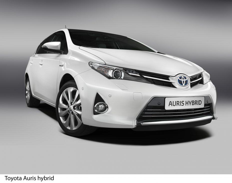 Nuevo Toyota Auris: Renovación total