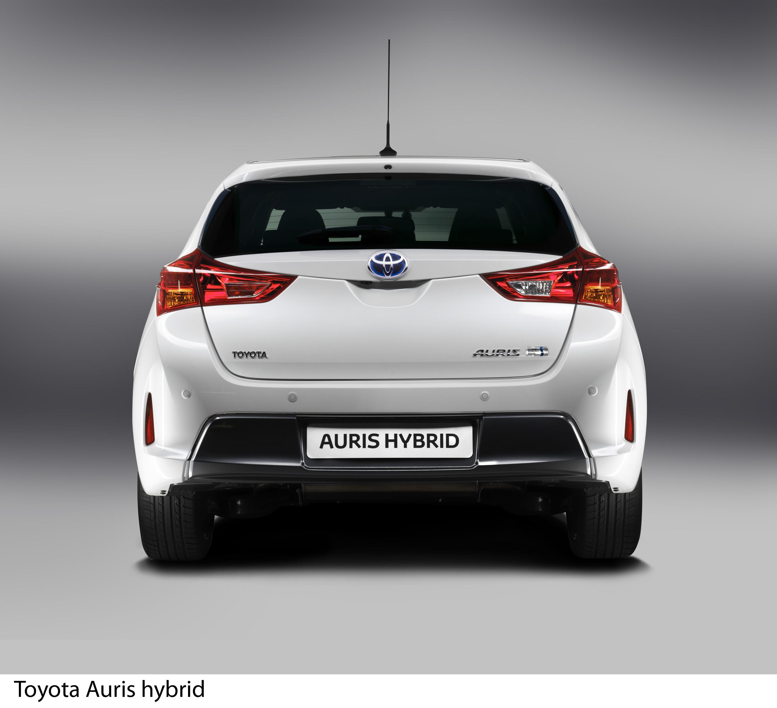 Nuevo Toyota Auris Renovacion Total