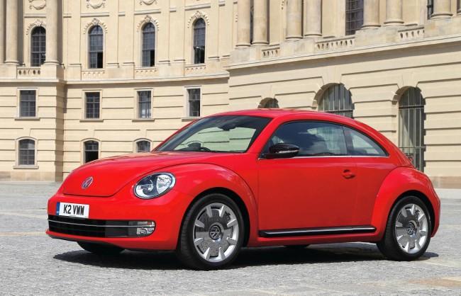 Volkswagen New Beetle para primeros de año
