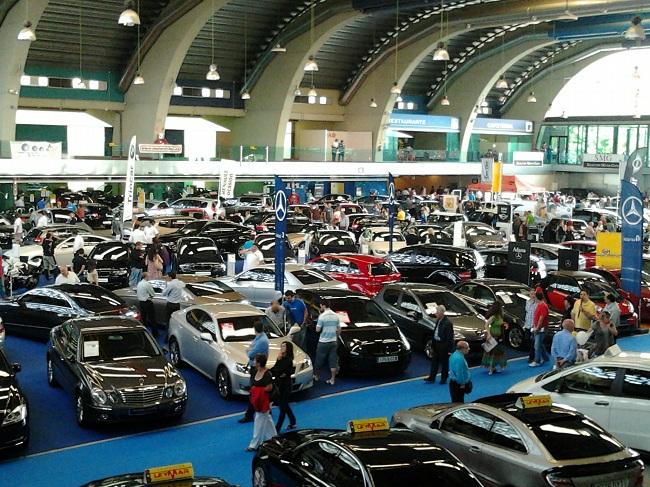 Aumentan un 1,6% las ventas de vehículos usados durante el primer trimestre de 2012