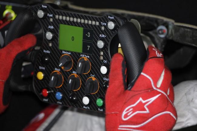 La comunicación piloto-equipo en Audi