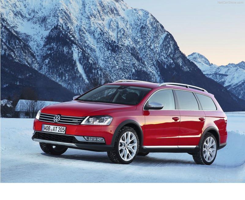 Llega a España el Volkswagen Passat Alltrack