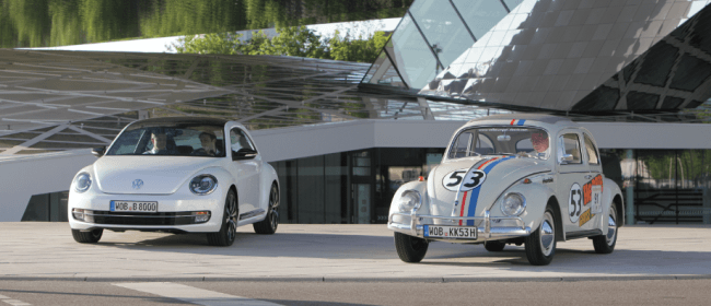 Volkswagen Beetle: exposición de 0 a 200 en 66 años
