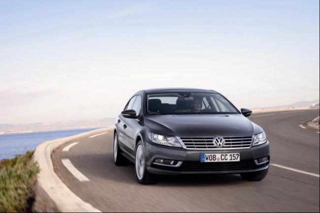 Volkswagen CC: deportividad y diseño