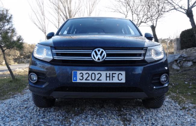 Tiguan: Máxima diversión garantizada con el pequeño SUV de Volkswagen (Parte II)