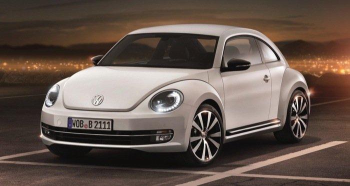 Volkswagen ofrece dos motores más en el Beetle