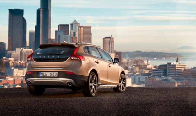 Volvo reporta sus ventas que reflejan un leve descenso