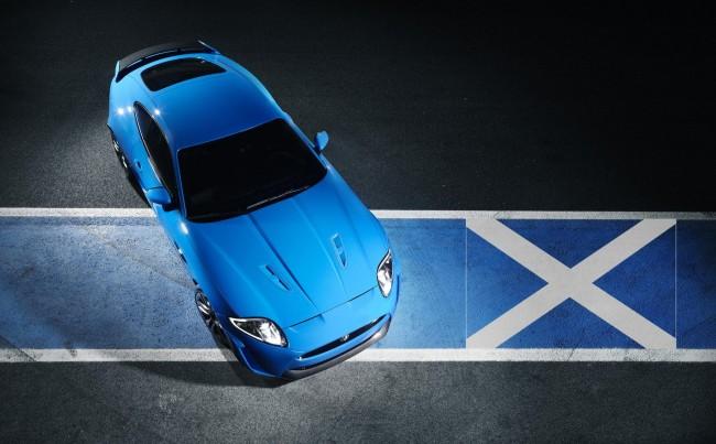 Los escoceses escogen Jaguar
