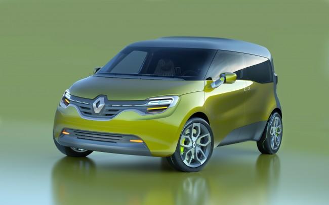 El novedoso concept car de Renault: Frendzy