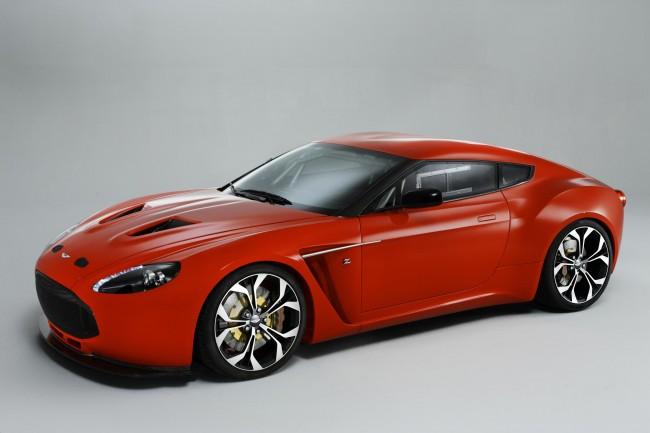 El Aston Martin V12 Zagato se fabricará el próximo año