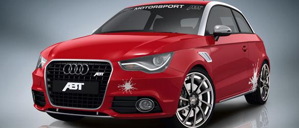 ABT transforma el Audi A1