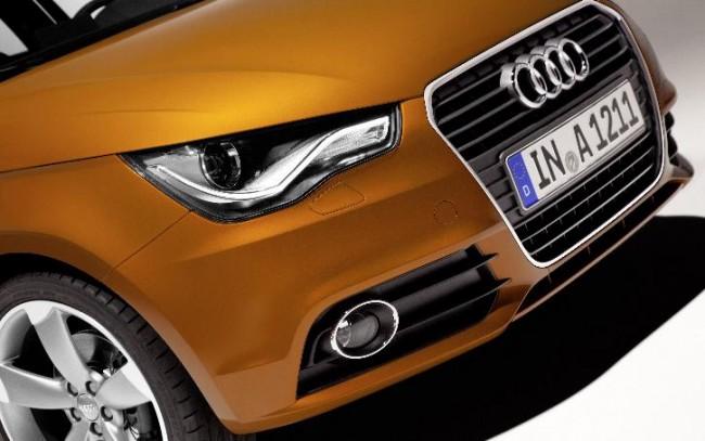 Preparado el nuevo Audi A1 Sportback para su comercialización