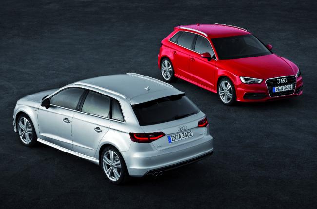 Conozcamos un poco al nuevo Audi A3 Sportback