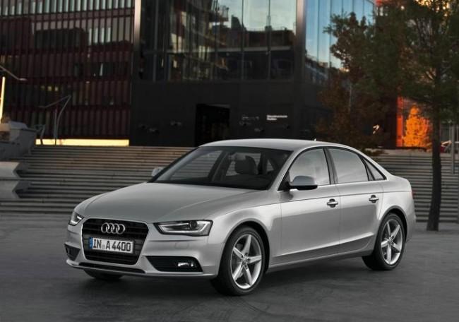 "El completísimo Audi A4 ""ADVANCED EDITION"""