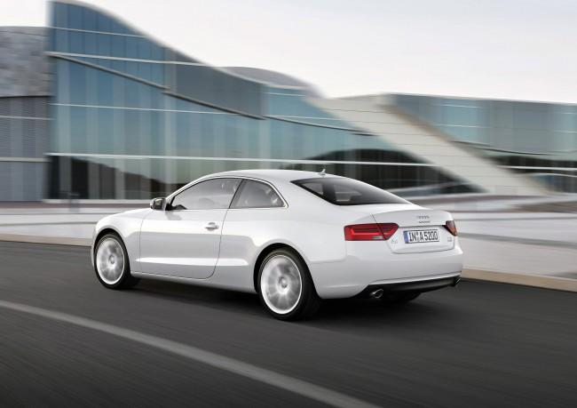 El coche de las mil caras: Audi A5