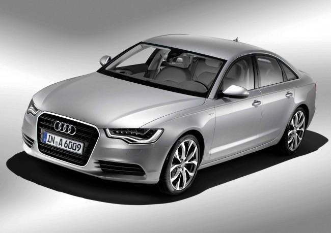 El Audi A6 hybrid llegará a nuestros mercados en 2012