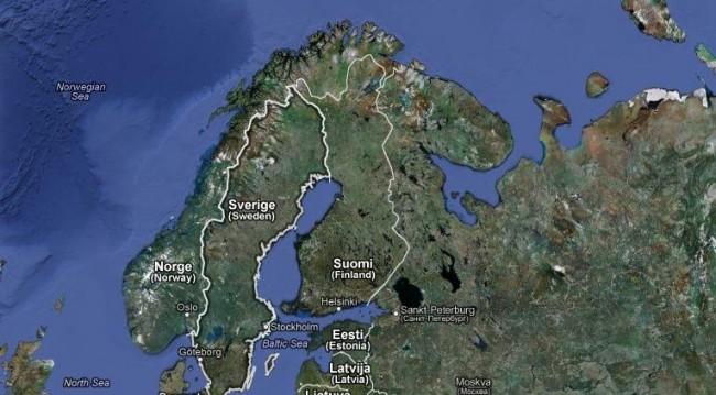Al menos 50 vehículos implicados en aparatoso accidente en Suecia