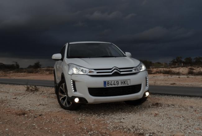 Prueba de la última apuesta SUV de Citroën: C4 Aircross (Parte I)