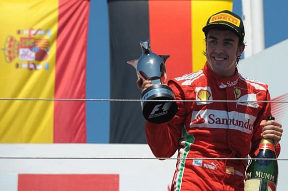 Fernando Alonso gana una gran carrera