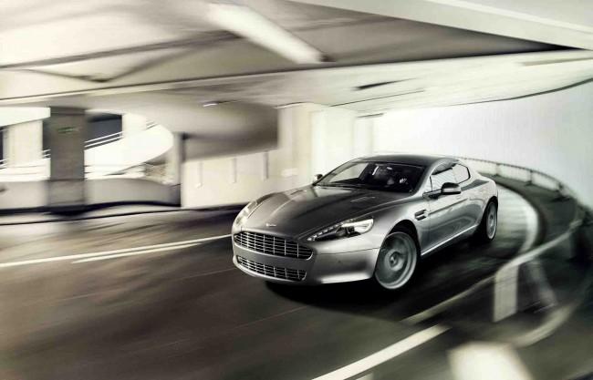 Aston Martin se fija como objetivo crecer en China