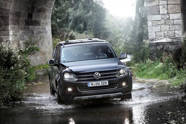 Las interesantes mejoras del Volkswagen Amarok