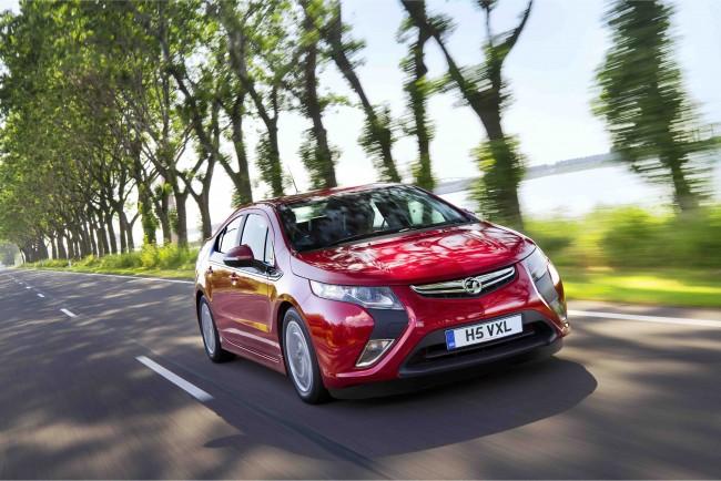 A finales de este año podremos alquilar el Opel Ampera