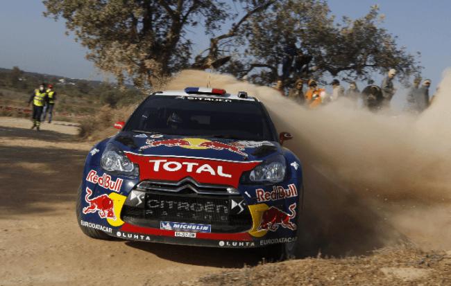 Citroën Total World Rally Team triunfa en Argentina