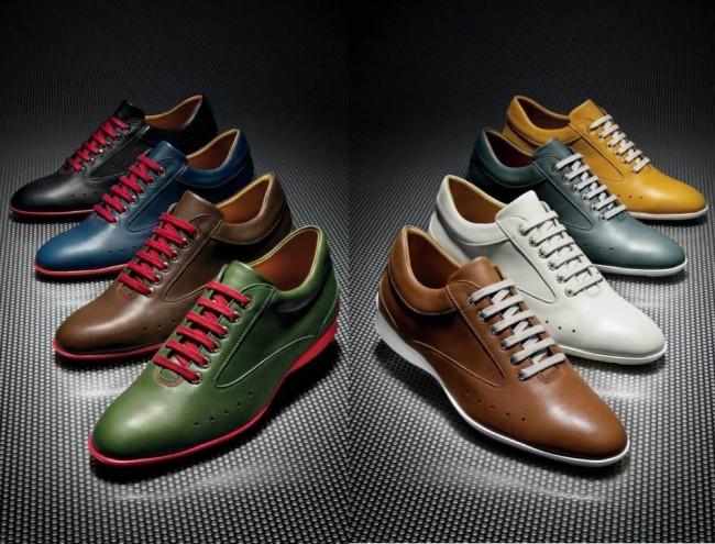Aston Martin: de automóviles deportivos a calzado deportivo