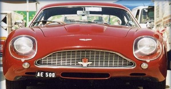 DB4 GT Zagato una joya que cumple 50 años