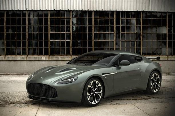 El Aston Martin V12 Zagato en su versión de calle