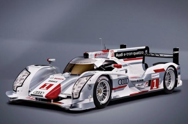 Audi en el desafío de Le Mans