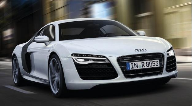 El Audi R8 se renueva para el 2013