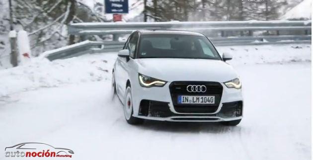 Audi A1 quattro: De idea a las calles