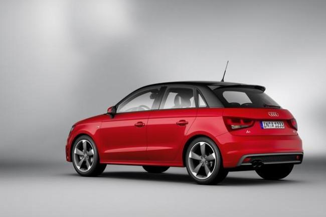 El 2012 se estrenará con el Audi A1 Sportback