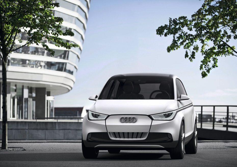 Audi A2, el nuevo eléctrico para Frankfurt