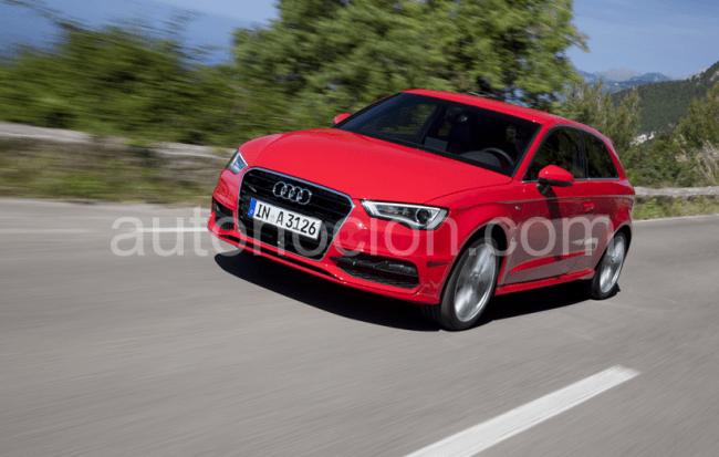 Premios Euro NCAP Advanced para el Audi A3