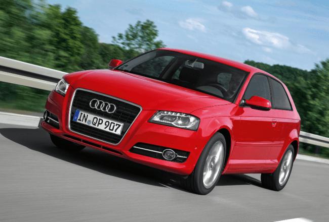 Audi ofrece unidades del A3 en stock a precios realmente competitivos