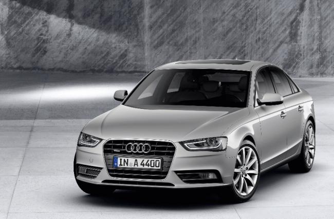 Renovando el barrio: Nuevo Audi A4 y S4